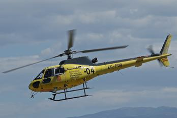 EC-FOQ - Spain - Government Aerospatiale AS350 Ecureuil / Squirrel