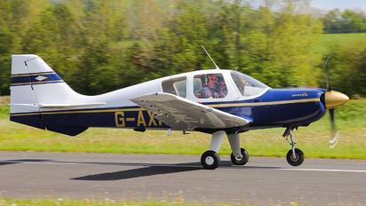 G-AXNP - Private Beagle B121 Pup