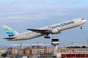 CS-TFS - Euro Atlantic Airways Boeing 767-300ER aircraft