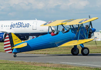 N245PT - Private Boeing Stearman, Kaydet (all models)