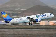 D-AICI - Condor Airbus A320 aircraft