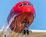 EI-LNF - Norwegian Long Haul Boeing 787-8 Dreamliner aircraft