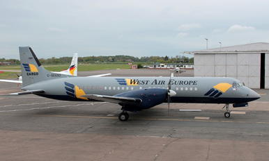 G-MANO - West Air Europe British Aerospace ATP