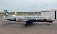G-MANO - West Air Europe British Aerospace ATP aircraft