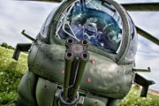 271 - Poland - Army Mil Mi-24D aircraft