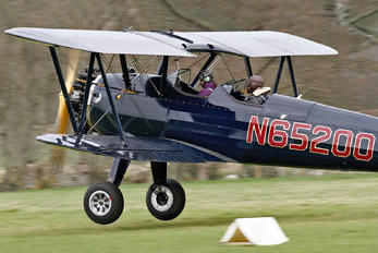 N65200 - Private Boeing Stearman, Kaydet (all models)