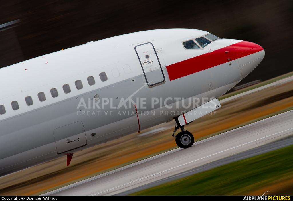 PrivatAir D-APBC aircraft at Frankfurt