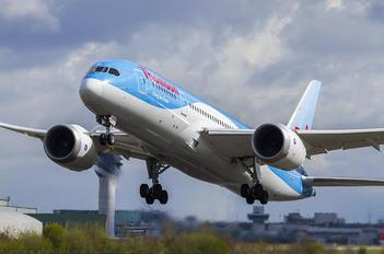 G TUIA - Thomson/Thomsonfly Boeing 787-8 Dreamliner