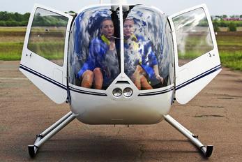 UR-SAH -  Robinson R44 Astro / Raven