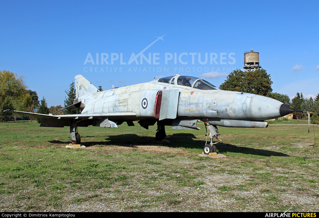 Greece - Hellenic Air Force 68-0318 aircraft at Nea Anghialos AB