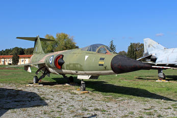 47781 - Greece - Hellenic Air Force Lockheed F-104G Starfighter