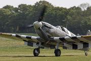 "AB910 - Royal Air Force ""Battle of Britain Memorial Flight& Supermarine Spitfire Mk.Vb aircraft"