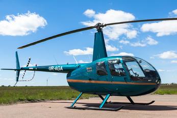 UR-AGA - Private Robinson R44 Astro / Raven