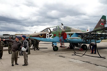 82 - Belarus - Air Force Sukhoi Su-25