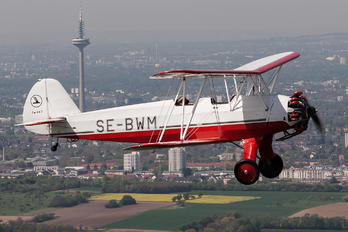 SE-BWM - Private Focke-Wulf Fw.44J Stieglitz