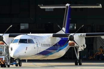 JA804K - ANA Wings de Havilland Canada DHC-8-300Q Dash 8