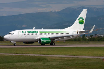 D-AGEU - Germania Boeing 737-700