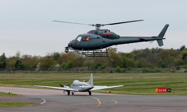 G-LECA - Private Aerospatiale AS355 Ecureuil 2/ Twin Squirrel 2