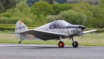 G-BCPD - Private Gardan GY201 Minicab aircraft