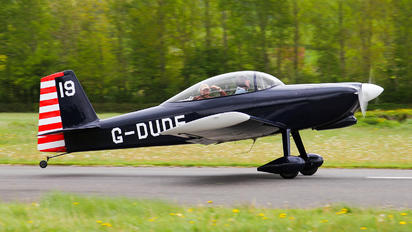 G-DUDE - Private Vans RV-8