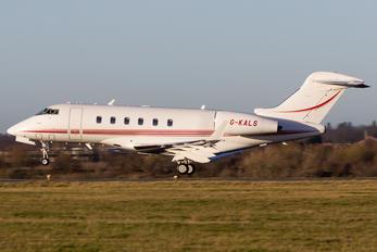 G-KALS - London Executive Aviation Bombardier BD-100 Challenger 300 series