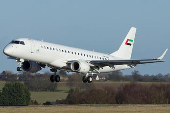 A6-KAH - ExecuJet Middle East  Embraer ERJ-190-100 Lineage 1000