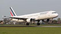 F-GTAM - Air France Airbus A321 aircraft