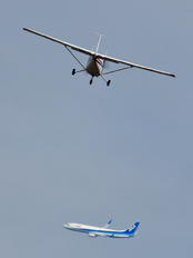 JA4205 - Asahi Airlines Cessna 172 Skyhawk (all models except RG)