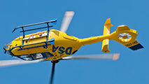 OK-DSC - DSA - Delta System Air Eurocopter EC135 (all models) aircraft