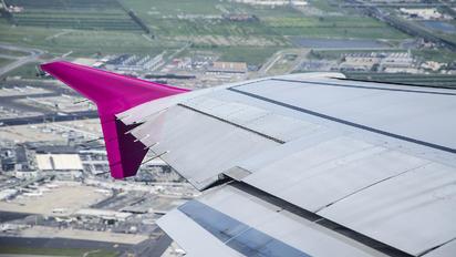 HA-LPO - Wizz Air Airbus A320