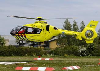 PH-MAA - ANWB Medical Air Assistance Eurocopter EC135 (all models)