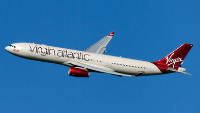 G-VGBR - Virgin Atlantic Airbus A330-300