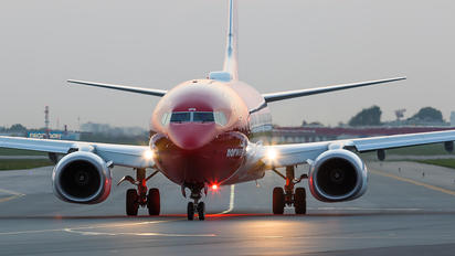 LN-NIG - Norwegian Air Shuttle Boeing 737-800