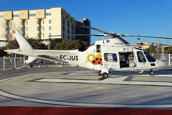 EC-JUS - Helisureste Agusta / Agusta-Bell A 109E Power
