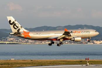 VH-EBK - Jetstar Airways Airbus A330-200