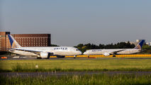N29907 - United Airlines Boeing 787-8 Dreamliner aircraft