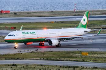 B-16209 - Eva Air Airbus A321