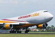 N902AR - Centurion Air Cargo Boeing 747-400F, ERF aircraft