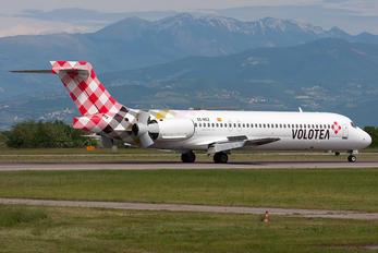 EC-MEZ - Volotea Airlines Boeing 717