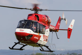 D-HDDD - DRF Luftrettung Eurocopter BK117