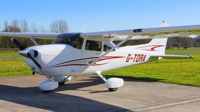 G-TDRA - Private Cessna 172 Skyhawk (all models except RG)