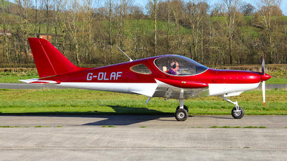 G-DLAF - Private Bristell NG5 Speed Wing