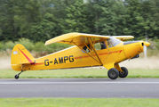 G-AMPG - Private Piper PA-12 Super Cruiser aircraft