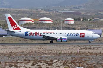 OM-GTB - Go2Sky Airline Boeing 737-400