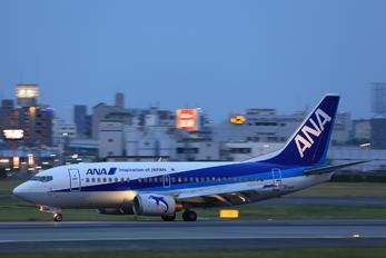 JA8419 - ANA - All Nippon Airways Boeing 737-500