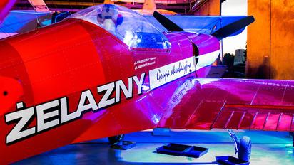 SP-AUB - Grupa Akrobacyjna Żelazny - Acrobatic Group Zlín Aircraft Z-50 L, LX, M series