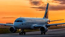 D-AIZT - Eurowings Airbus A320 aircraft