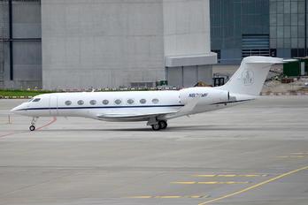 N838MF - Private Gulfstream Aerospace G650, G650ER