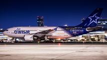 C-GTSH - Air Transat Airbus A310 aircraft