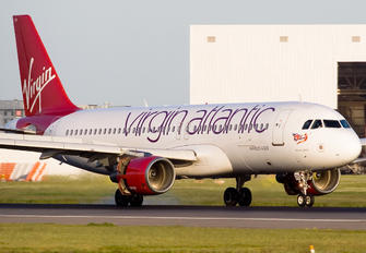 EI-EZV - Virgin Atlantic Airbus A320